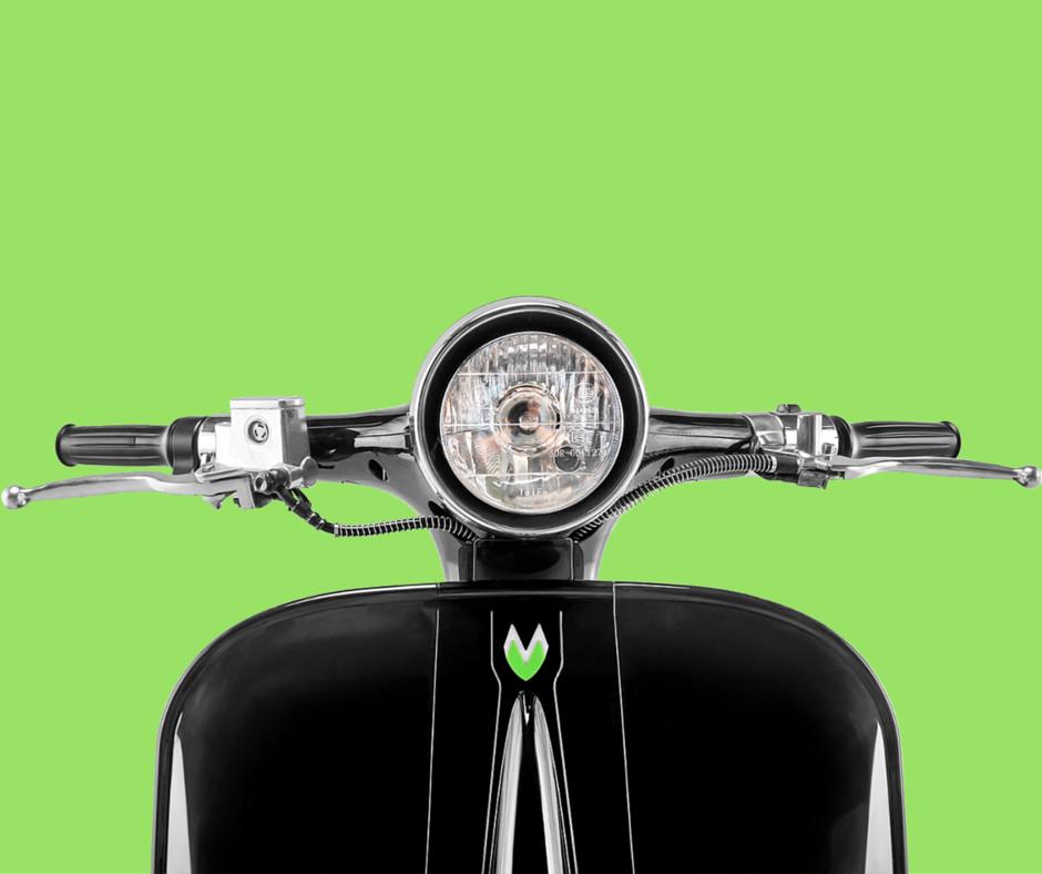 моторета груп скутер